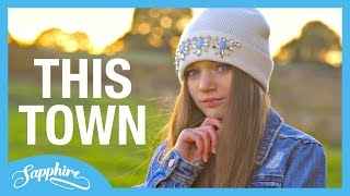 Niall Horan - This Town - Cover by 13 y/o Sapphire