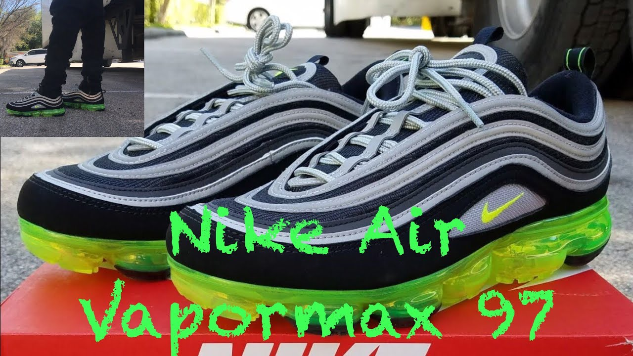 0860071c1b48 QUICK OVERVIEW OF THE NIKE AIR VAPORMAX 97 JAPAN 🇯🇵 + AN ON FEET LOOK