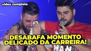 Baixar ZÉ NETO CHORA e DESABAFA sobre CARREIRA no PALCO!