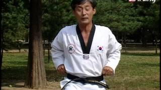 Taekwondo Step by Step Ep166 Taegeuk 7 Jang Wenbal dwikkoa-seogi+dujumeok jecho-jieugi