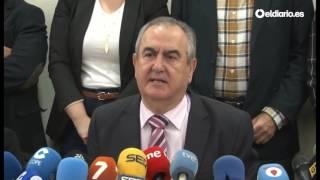El PSOE presenta una moción de censura contra el presidente de Murcia