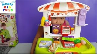 Little Supermarket Shopping Toy Set