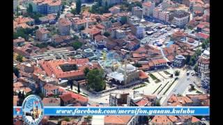 Amasya Türküleri -  Merzifon Karşılaması  (Halk Çalgıları Topluluğu)