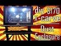 DIY X-Carve for $170 | CNC | Dust collection enclosure