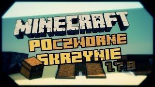 Minecraft: Tricki & Ciekawostki - Poczwórne skrzynie w Minecraft ! [1.8.x] [PL] [UPDATE!]