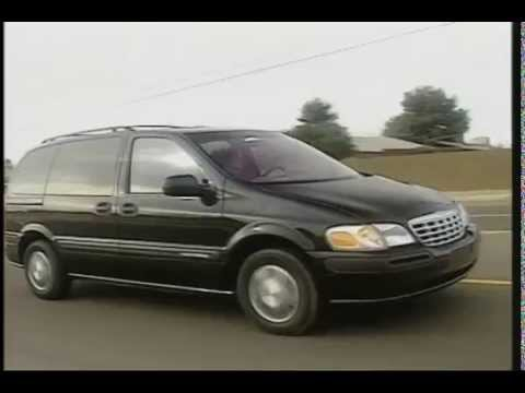 Chevrolet Venture Minivan Youtube