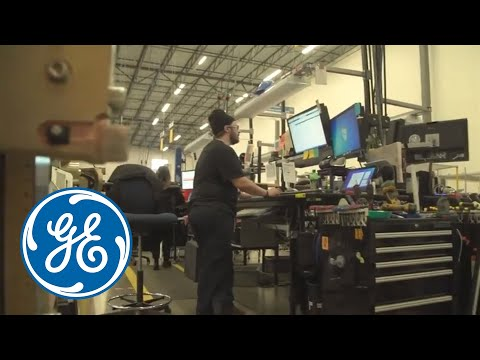 GE Healthcare Repair Operations Center