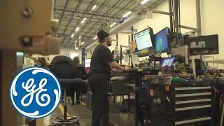 GE Healthcare Repair Operations Center