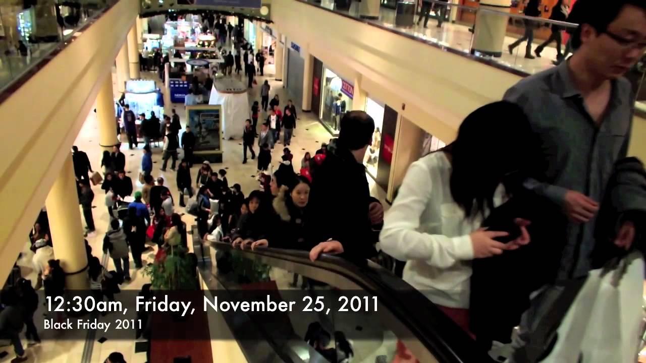 Black Friday 2011 Youtube