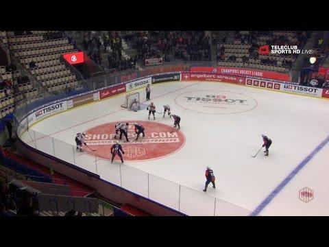 CHL - QF Return Game - Växjö Lakers vs. ZSC Lions Zurich -13.12.2016
