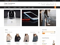 Clean Commerce Free Online Shop Building WordPress Theme Download Link