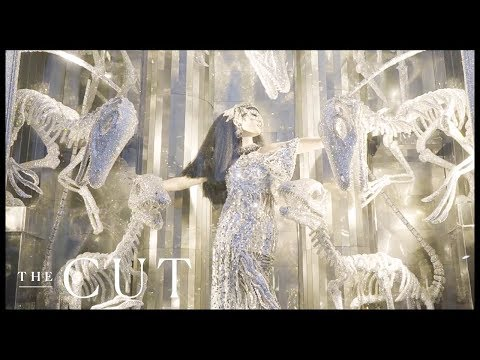 Watch How Bergdorf Goodman's Holiday Windows Were Made