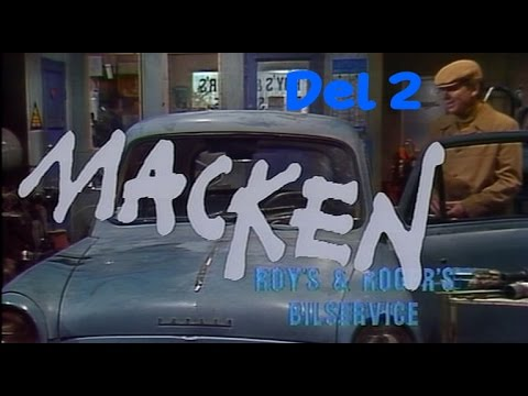 Macken, TV serien - del 2