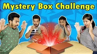 OMG !!! Mystery Box Snacks Challenge | International Mystery Box | Hungry Birds