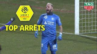 Top arrêts 21ème journée - Ligue 1 Conforama / 2018-19