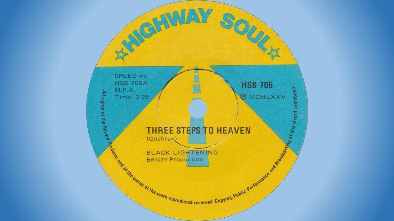 Download Black Lightening - Three steps to heaven