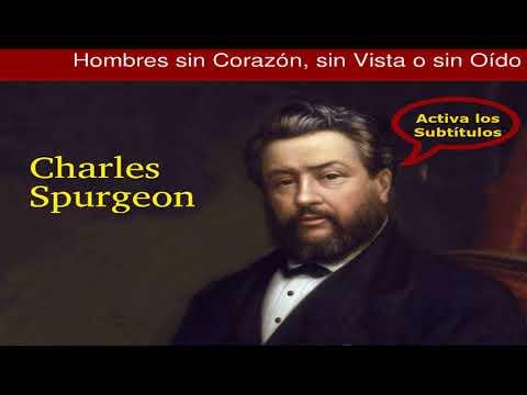 La ceguera espiritual - Charles Spurgeon
