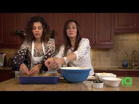 Portuguese Salt cod and Potato Casserole
