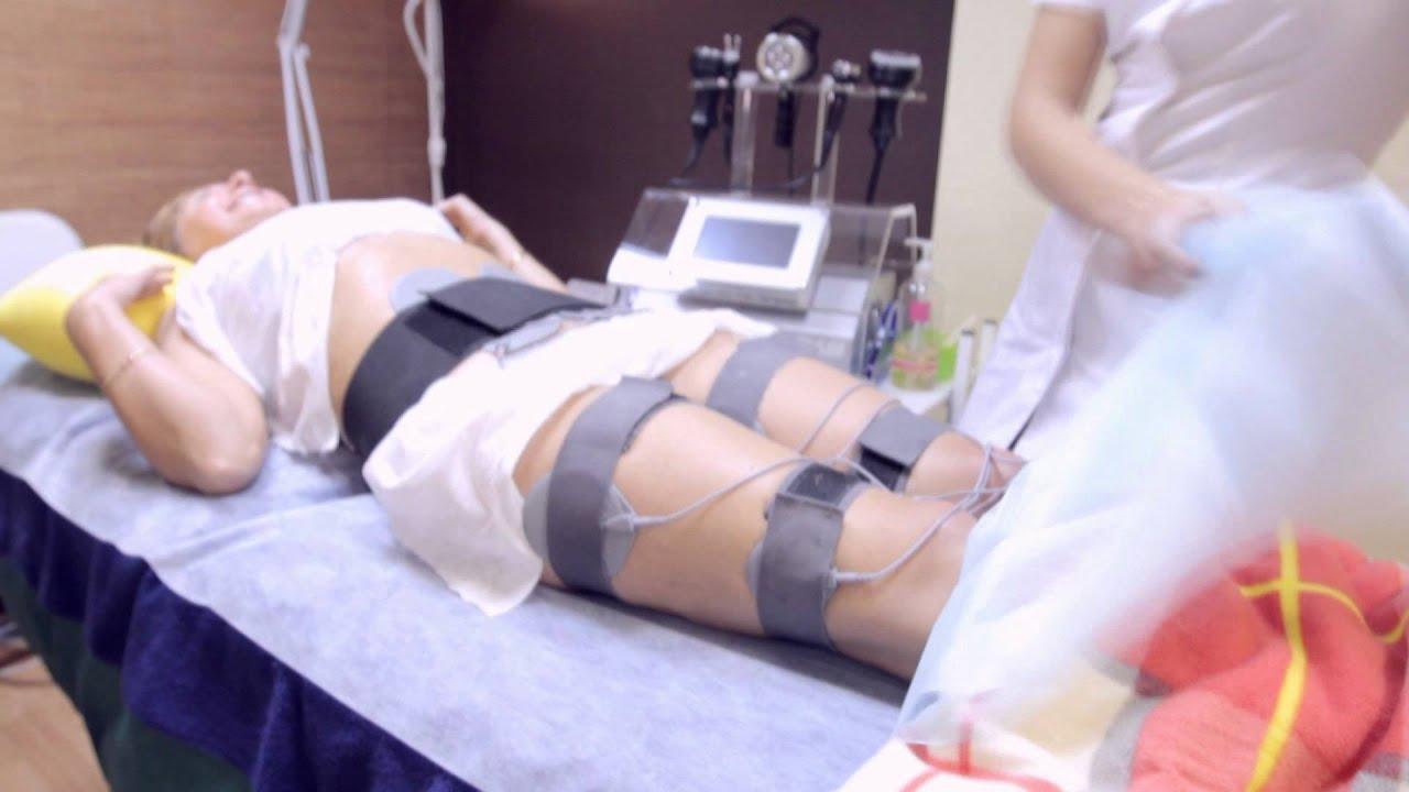 процедуры для похудения