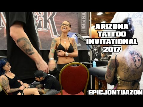 Arizona Tattoo Invitational 2017