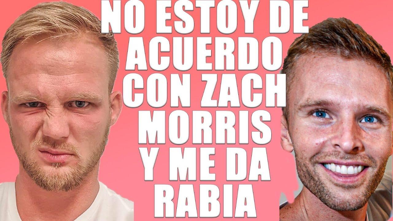 NO estoy de acuerdo con ZACH MORRIS y esa es mi respuesta: Colombia SÍ es FELICIDAD!
