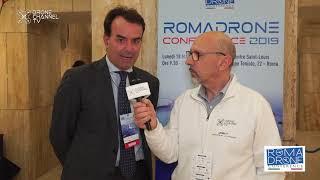 Roma Drone Conference 2019 - Cristiano BALDONI, D-Flight