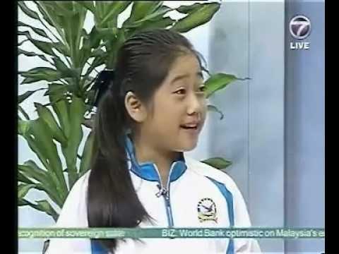 "30-11-2012 NTV7 ""Breakfast Show"" - Developing Golf As A Professional Sport"