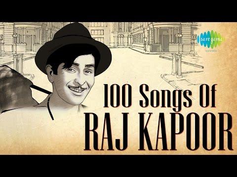 Top 100 Songs Of Raj Kapoor  राज कपूर के 100 हिट गाने   HD Songs  One Stop Jukebox