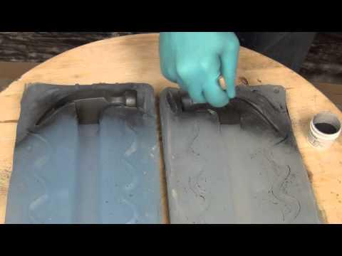 Foam Casting Tutorial: Flexible Foam Hammer
