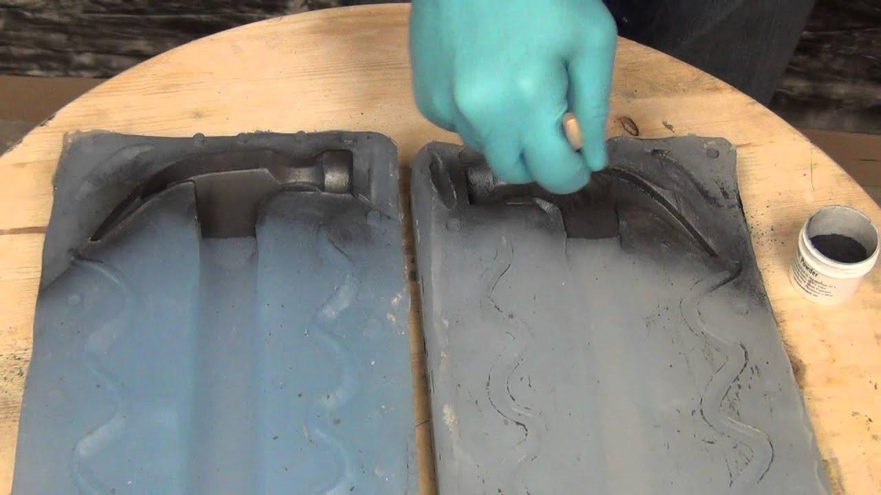 Rigid & Flexible Foam Casting – brickintheyard