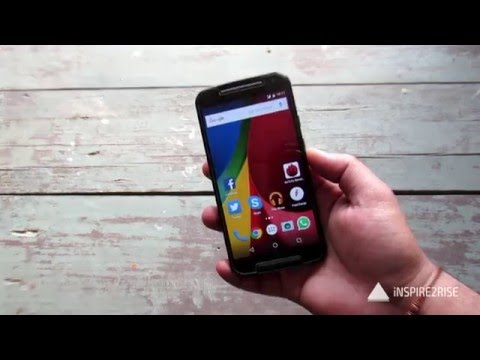 Android Marshmallow update for Moto G 2nd Gen 2014 edition