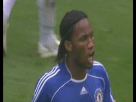ChelseaManchester United 10 FA CUP 200607 Highlights