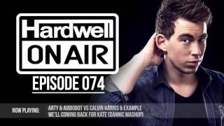 Hardwell On Air 074