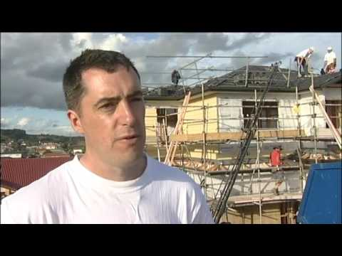 Working in New Zealand  4 - Flooring, Roofing, Hairdressing - JTJS1Ep4