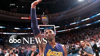 Lakers star Kobe Bryant, in his own words