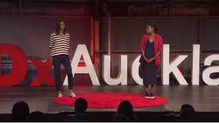 Stepping Up to Global Citizenship | Grace Clapham & Solonia Teodros | TEDxAuckland video