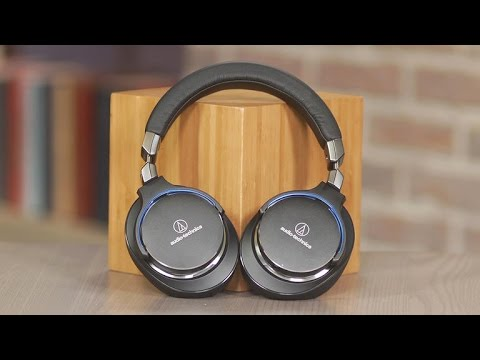 Audio Technica ATH-MSR7: The Lowest Priced High-resolution Headphone