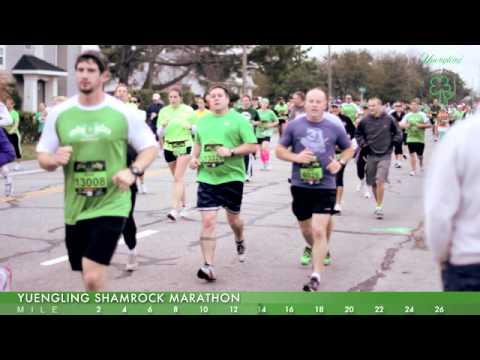 Shamrock Marathon Course Video