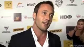 Alex 's interview at Australians in Film 2013 1