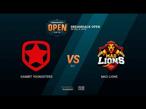 MAD Lions vs Gambit Youngsters vod