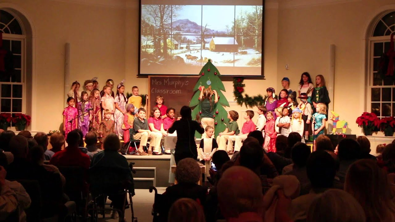 Christ Community Church Children\'s Christmas Play - YouTube