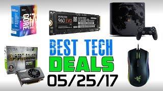 Best Tech Deals of The Week   05/25/2017