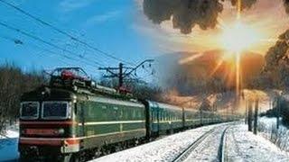 Mit dem Zug von Berlin nach Peking (Transsibirische Eisenbahn)