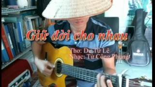Giữ đời cho nhau (Rhumba) - Anhbaduy Guitar - Cà Mau