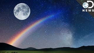 How The Moon Creates Rainbows