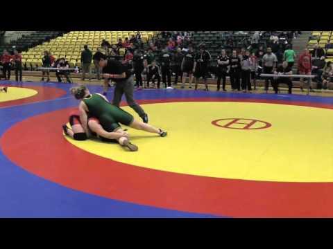 2016 Golden Bear Open: 82 kg Nathalie Turrenne vs. Emily Forester