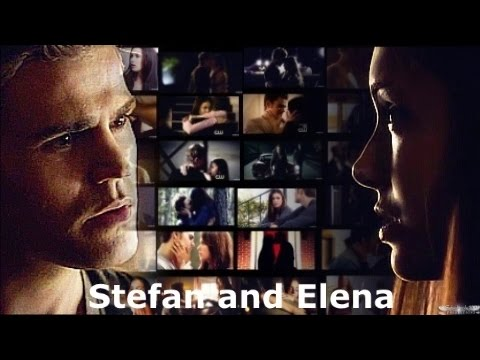 ►The Full STORY of STEFAN Salvatore and ELENA Gilbert [1x01-6x22]