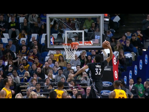 Veja o video – Top 5 NBA Plays of the Night: 02.14.17