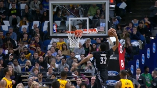 Top 5 NBA Plays of the Night: 02.14.17