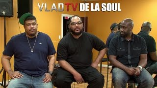 De La Soul: Signing to a Major Label Is Slavery